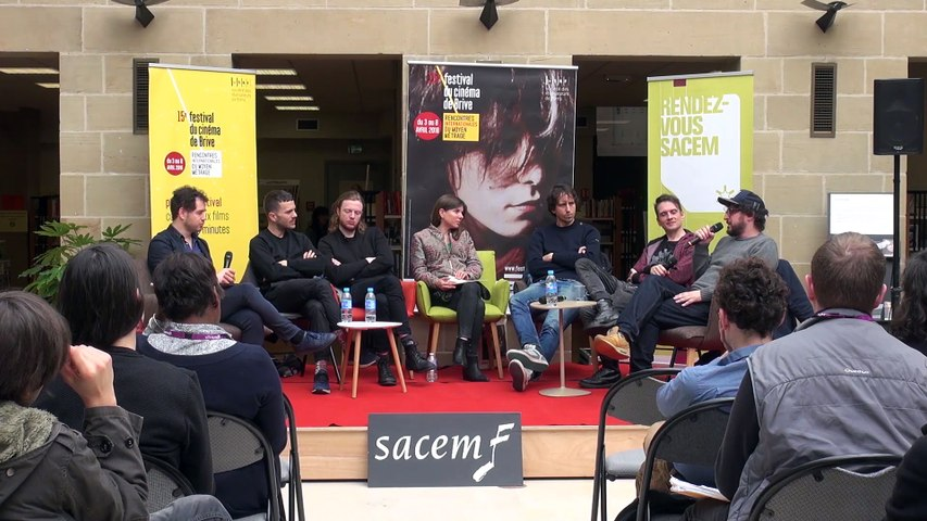 Festival 2018 - Table Ronde SACEM (2e partie)