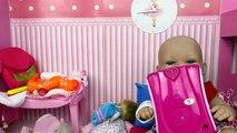 Bebés Nenucos hacen regalos sorpresa a muñeca bebé Lucía Mundo Juguetes y vídeos de muñecas español