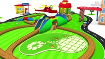 Cartoon Train - Cartoon Video - Trains for Kids - Toy Fory - Childrens Trains - Trains Kids