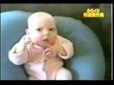 Karate bébé - Humour