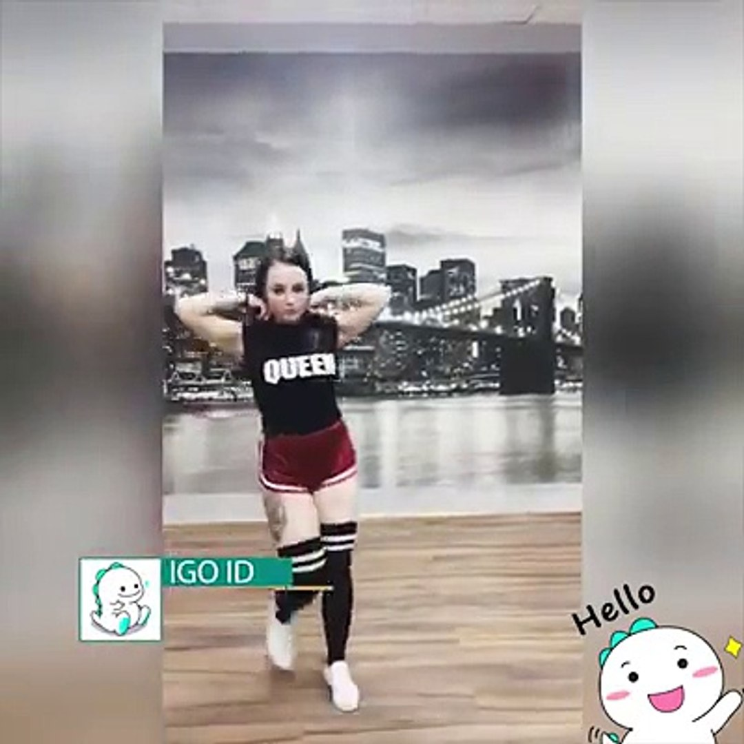 Bigo Live Twerk