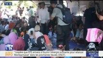 Indonésie: plus de 500 randonneurs bloqués après un séisme à Lombok, l'île voisine de Bali