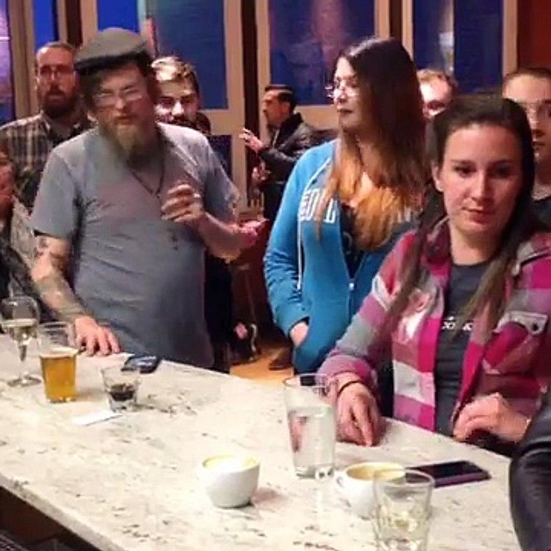 Latte art competition