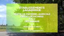 Établissements Lagarrigue, vente et location de matériel agricole en Occitanie