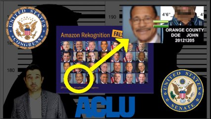 Amazon Racially Profiled The Congress And ID'd Members As Convicts Small