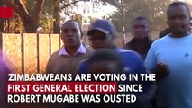 Zimbabwe Voters' First Presidential Election Since Mugabe's Ousting