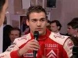 Citroen Sebastien Loeb - Champs-Elysees C42 13-12-07