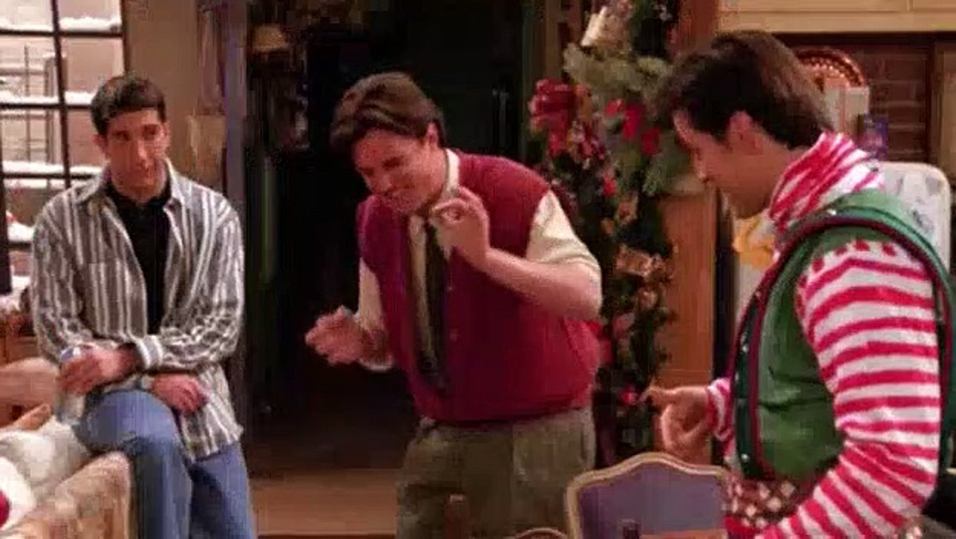 Friends S01E10 - The One with the Monkey