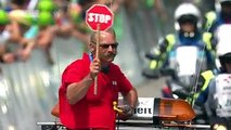 Highlights from yesterday's second stage of the Tour de Suisse, courtesy of Swiss broadcaster SRF Schweizer Radio und Fernsehen. Thanks to all BORA-hansgrohe te