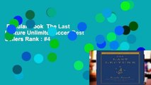Popular Book  The Last Lecture Unlimited acces Best Sellers Rank : #4