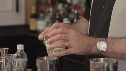 Violet Fizz Cocktail - The Cocktail Spirit with Robert Hess - Small Screen