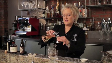 ROOT Bourbon Old Fashioned - Kathy Casey's Liquid Kitchen - Small Screen