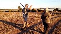 Walking Safari mit Peter Hepburn Ngoma Safari Lodge