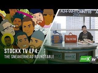 StockX TV, Ep. 4 - Retros vs. Restocks vs. Releases