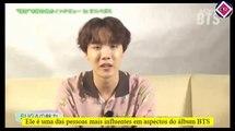 We Love BTS - Member Interview of Suga Legendado PT BR