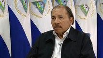 Daniel Ortega niega querer perpetuarse en el poder en Nicaragua en su entrevista con euronews