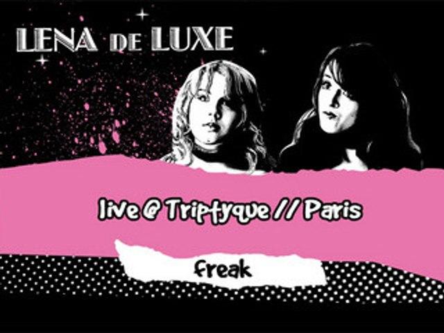 LENA DELUXE .::. FREAK live Social Club