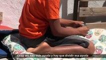 Las 'Vacaciones en Paz' de los niños y niñas saharauis
