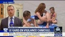 """Canicule: la préfecture du Gard se prépare à un épisode de chaleur """"rare"""""""