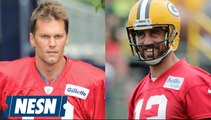 Aaron Rodgers reads The TB12 Method, takes advice from Tom Brady