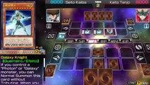 Yu-Gi-Oh! ARC-V Tag Force Special - Seto Kaiba vs Kaito