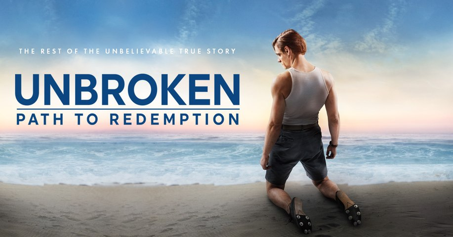 Unbroken Trailer09/14/2018