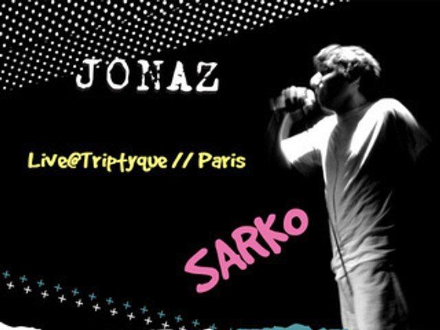 JONAZ .::. SARKO // LIVE Social Club