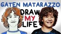 Gaten Matarazzo    Draw My Life
