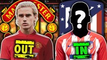 Have Atletico Madrid Confirmed Antoine Griezmann's Transfer To Manchester United?!