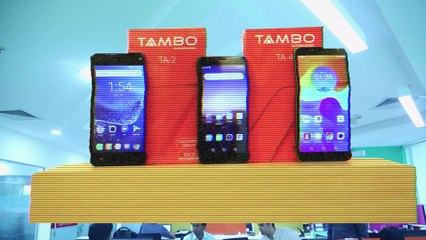 Tambo TA 4 smartphones launched in India review   Specifications, Camera,     price in India