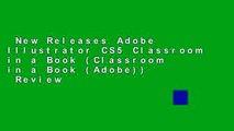 New Releases Adobe Illustrator CS5 Classroom in a Book (Classroom in a Book (Adobe))  Review