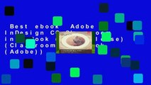 Best ebook  Adobe InDesign CC Classroom in a Book (2014 release) (Classroom in a Book (Adobe))