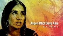 Reshma - Aseen Bhol Gaye Aan - Pakistani Old Hit Songs