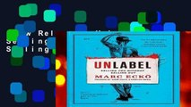 New Releases Unlabel: Selling You Without Selling Out  Any Format