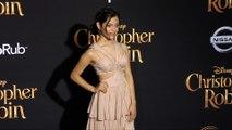 "Jenna Ortega ""Christopher Robin"" World Premiere Red Carpet"