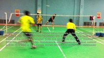 Badminton - Badminton game
