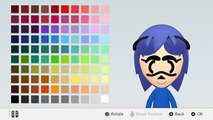 Mii Maker How to make Sonic The Hedgehog - Sonic - Nintendo Switch