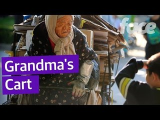 A Performance about Old Junk Dealer Woman in Korea