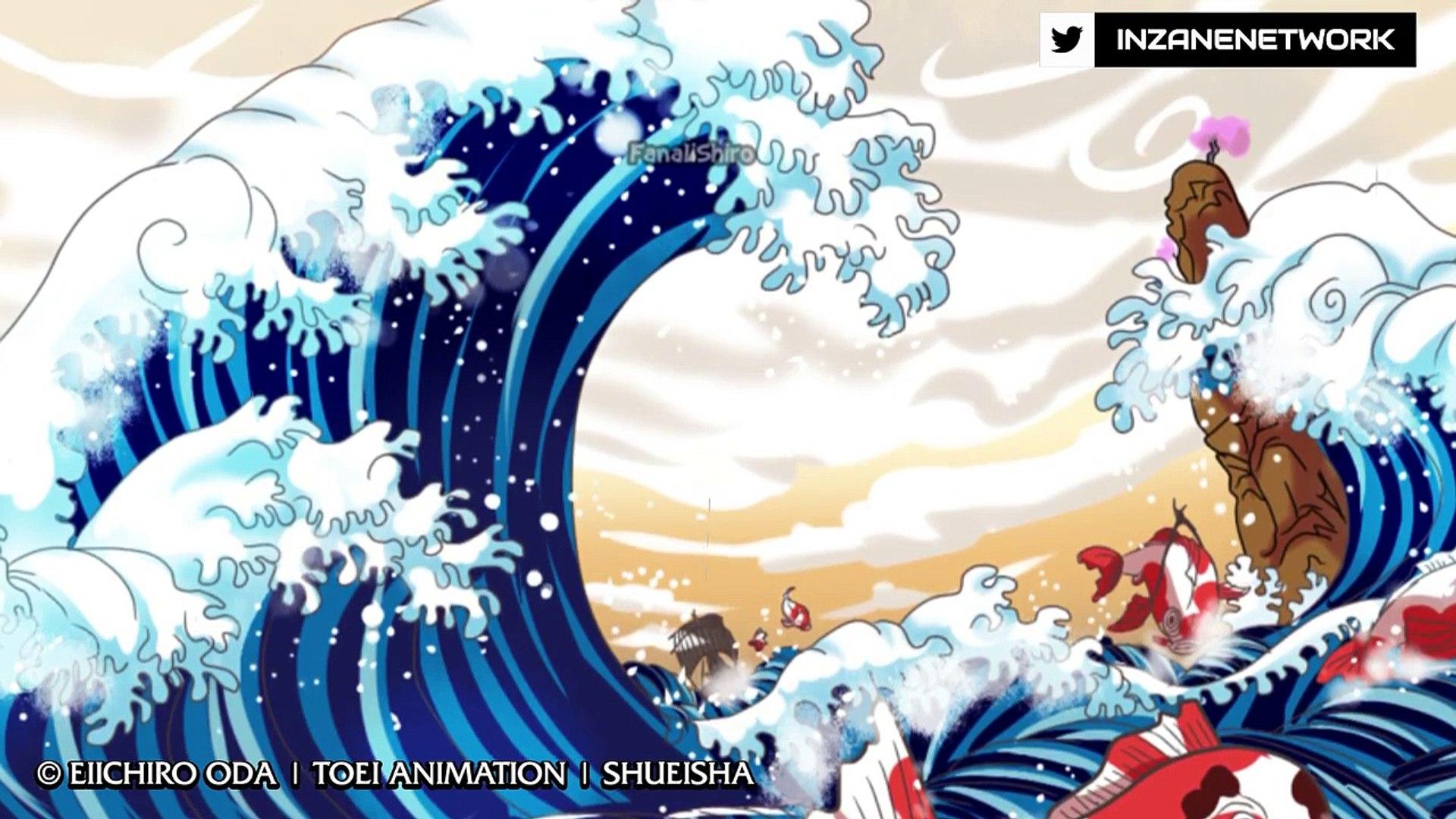 One Piece 910 Review Analyse Ruffy Und Die Bestien