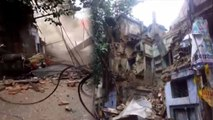 3-Storey Building Collapses in Kanpur, People Injured | Oneindia News