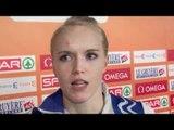 Minna Nikkanen (FIN) after pole vault qualification