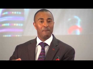 Dare to Dream - Colin Jackson's inspirational keynote at the 2013 European Athletics Congress