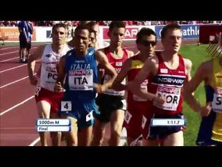 European Athletics Golden Tracks Award 2015