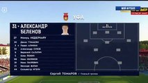 Ufa vs Lokomotiv Moscow - Highlights & Goals - Russian Premier League 18_19