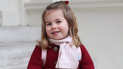 10 Times Princess Charlotte Stole The Show