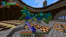 MUTANT CREEPER AND MUTANT ZOMBIE VS DEADPOOL Minecraft Mod Battle Mob Battles Mutant Creat