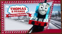 We Wish You A Merry Christmas! | Steam Team Holidays | Thomas & Friends