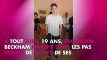 Brooklyn Beckham amoureux : L'étonnant job de sa nouvelle chérie dévoilé !