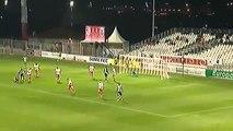 AC Ajaccio - SCO Angers (1-1) Résumé J15 [2014-2015]
