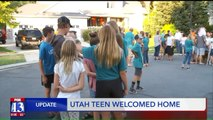 13-Year-Old Boy Scout Found Safe After 36 Hours Lost in Wyoming Wilderness